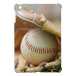 Baseball Glove and Ball iPad Mini Covers