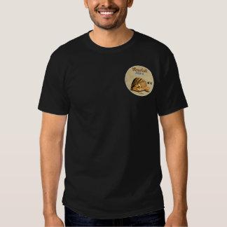 Baseball Glove - brown leather Tee Shirt