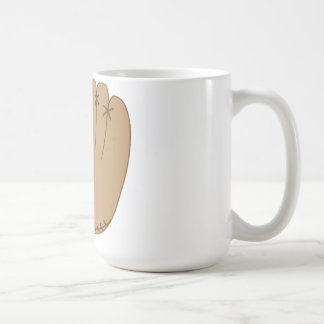 Baseball Glove Coffee Mug