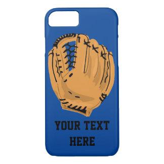 Baseball Glove Customizable iPhone 8/7 Case