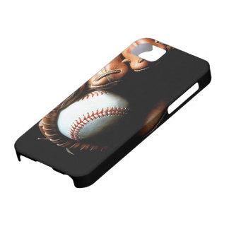 Baseball Glove iPhone 5 Fundas