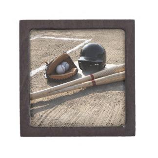 Baseball Glove Jewelry Box