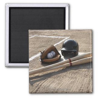 Baseball Glove Magnet