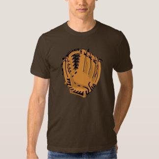 Baseball Glove Mens T-Shirt