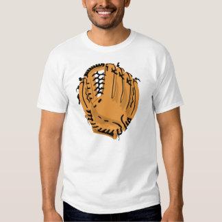 Baseball Glove Sports Design T-shirt