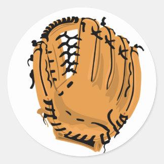 Baseball Glove Stickers
