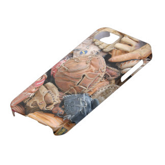 Baseball Gloves iPhone SE/5/5s Case