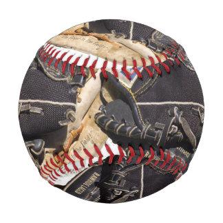 Baseball Gloves On A Regular Personalized Baseball