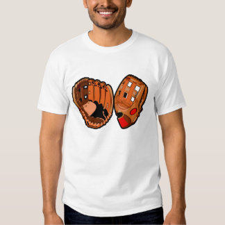 Baseball Gloves Tee Shirt