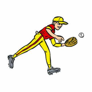 Baseball Grab Statuette