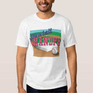 Baseball Grandpa T-shirt