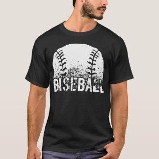 Baseball Grunge T-Shirt