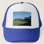 """Baseball hat<br><div class=""""desc"""">photo taken by Iris Gelbart</div>"""
