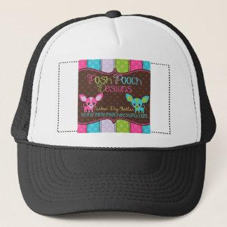 Baseball  Hat - Posh Pooch Designs Logo