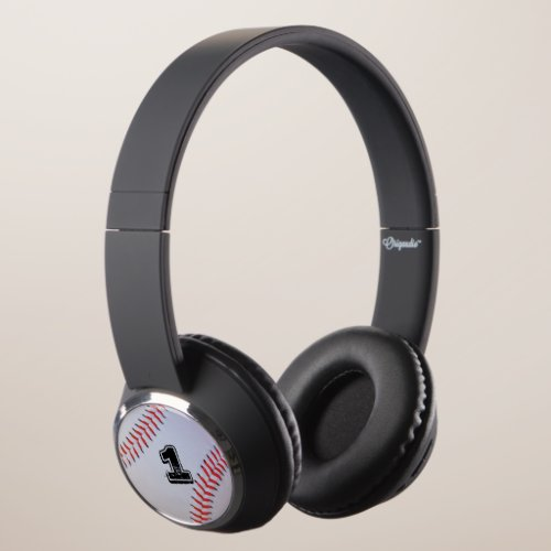 Baseball headphone