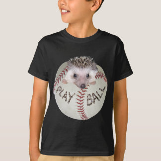 Baseball Hedgie T-Shirt