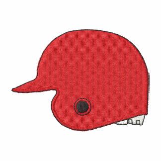 Baseball Helmet Embroidered Hoody