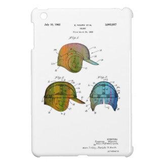 BASEBALL HELMET PATENT - iPad Mini Case