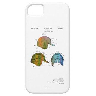 BASEBALL HELMET PATENT - iPhone 5 case