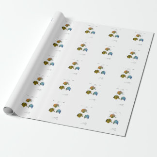 BASEBALL HELMET PATENT - Wrapping Paper
