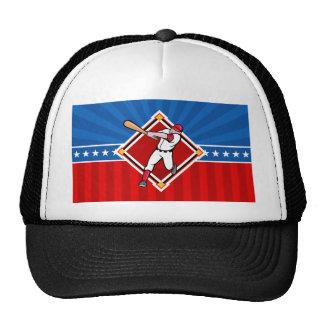 Baseball Hitter Trucker Hat