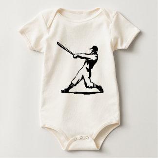 Baseball hitting bodysuits