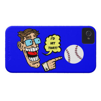 Baseball I'd hit that iPhone 4 Cover