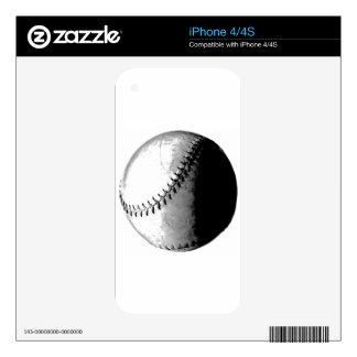 BASEBALL IMPRESSION SKIN FOR THE iPhone 4S