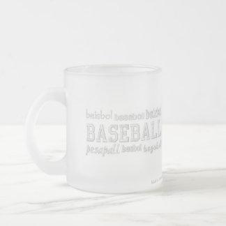 Baseball in Any Language Mug