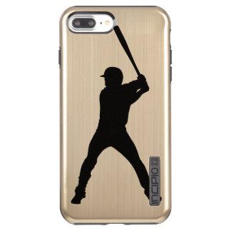 Baseball Incipio DualPro Shine iPhone 8 Plus/7 Plus Case