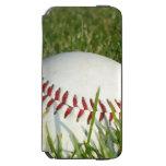 Baseball Incipio Watson™ iPhone 6 Wallet Case