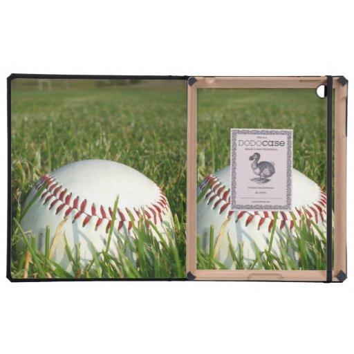 Baseball iPad Cases
