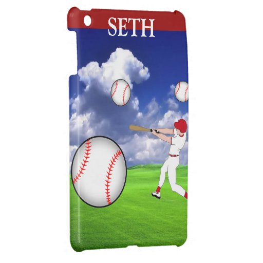 Baseball iPad Mini Case | Zazzle