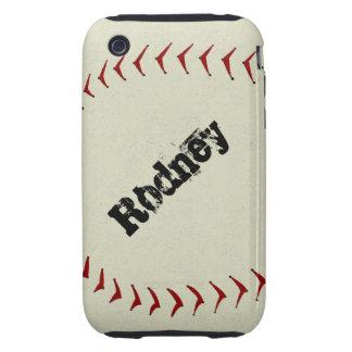 Baseball iPhone 3 Case