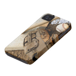Baseball iPhone 4 Carcasas
