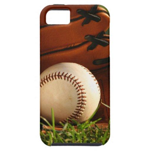 Baseball iPhone 5 Fundas