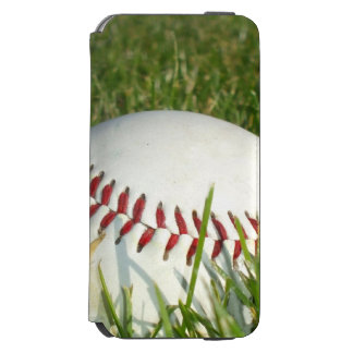 Baseball iPhone 6/6s Wallet Case
