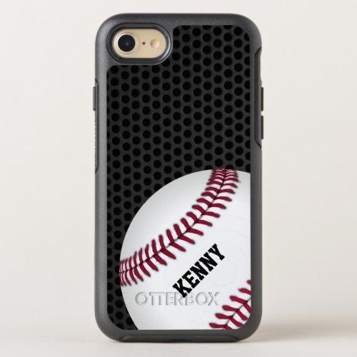 Baseball iPhone 7 Case Phone Case