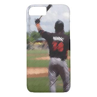 Baseball iPhone 7 Case - Slugger- First Base