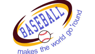 Image result for baseball makes the world go 'round