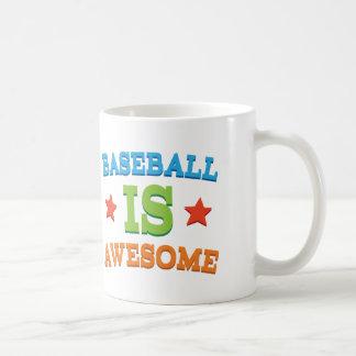 Baseball is Awesome Gift Idea Coffee Mug