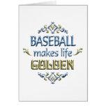 BASEBALL is Golden Card
