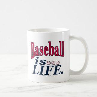 Baseball is…Life. Mug