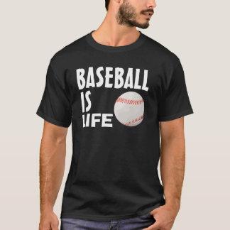 Baseball is Life, T-shirts