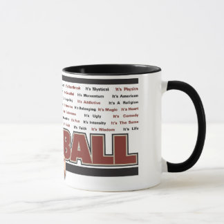 Baseball is mug