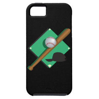 Baseball Is My Heart iPhone SE/5/5s Case