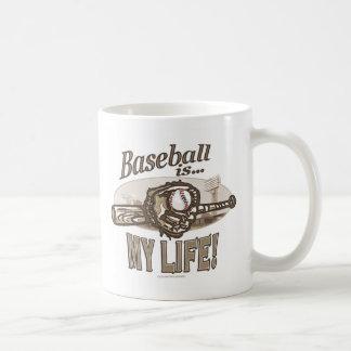 Baseball is…My Life! Mug