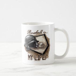 Baseball Is My Life! Mug
