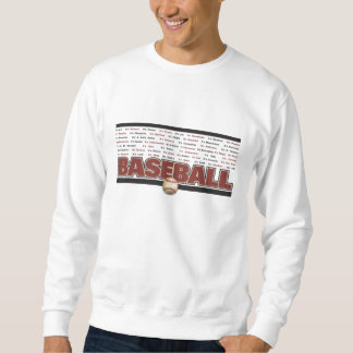 Baseball Is... Sweatshirt