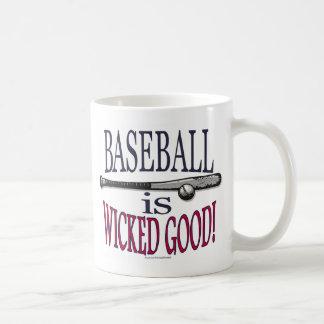 Baseball is Wicked Good Mug